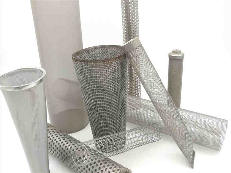 Silk screen processing products
